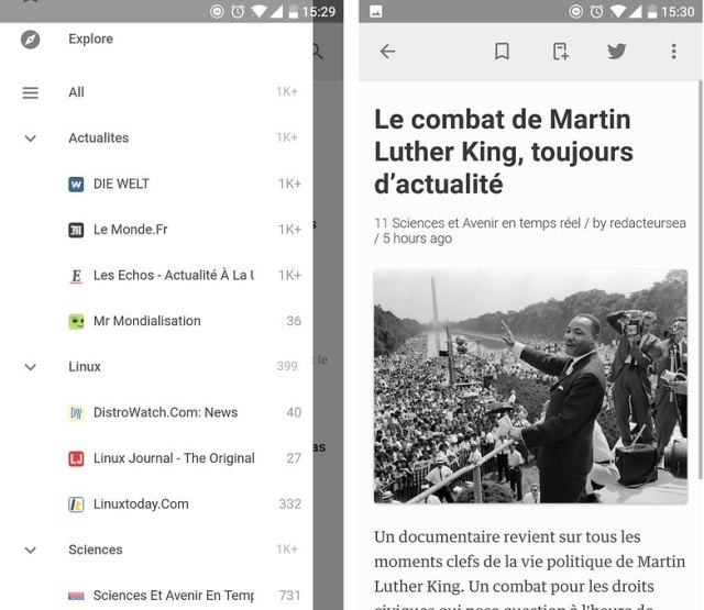 androidpit FR feedly