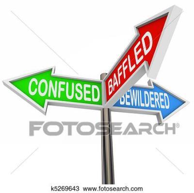 Dessin - confondu, confondu, désorienté, -, flèche, signes k5269643 - Recherchez des Cliparts ...