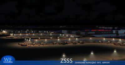 Shanghai Hongqiao International For P3Dv4 Released – FSElite