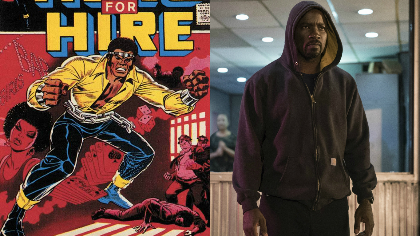 Who Is Luke Cage  A Primer on the New Netflix Hero   Inverse Marvel Comics Luke Cage Netflix