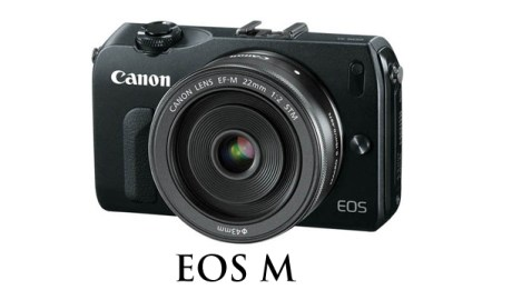 Canon EOS M with EF-M 22mm f2 STM pancake lens - feature image