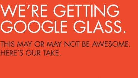 Google Glass Featured Image