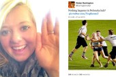 Girl Takes Selfie at a Baseball Game and Gets Arrested