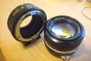 Metabones Adapter Review to suit the Fujifilm X-E2