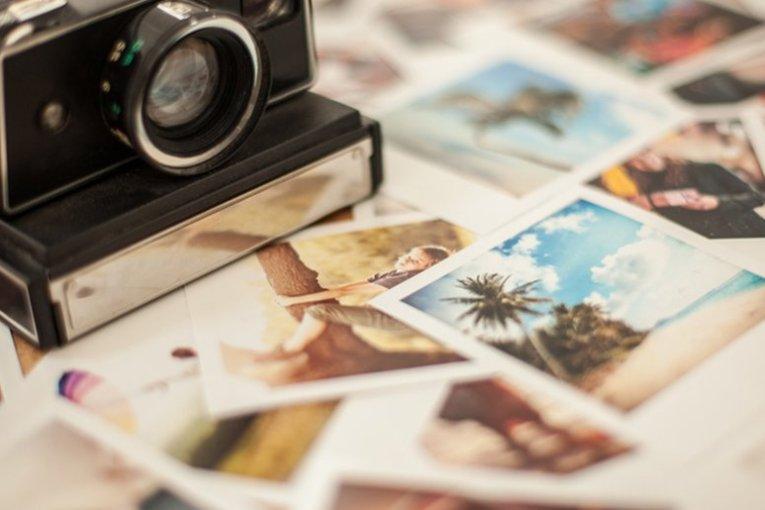 Polaroid photo collage by Mosuno of Belgrade, Serbia (www.stocksy.com)