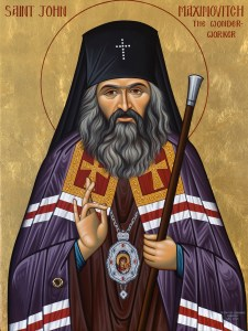 It's not victory that's important, it's striving towards God – St. John Maximovitch