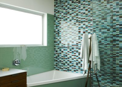 4 Best Bathroom Wall Surface Options
