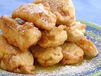 It's Easy to Make a Fried Banana Dessert