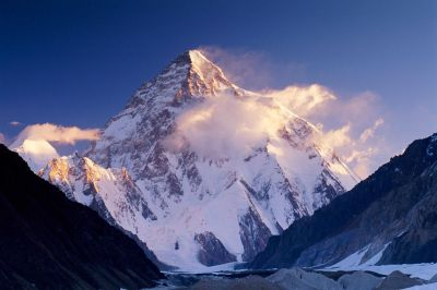 K2 or Chogori: Second Highest Mountain in the World