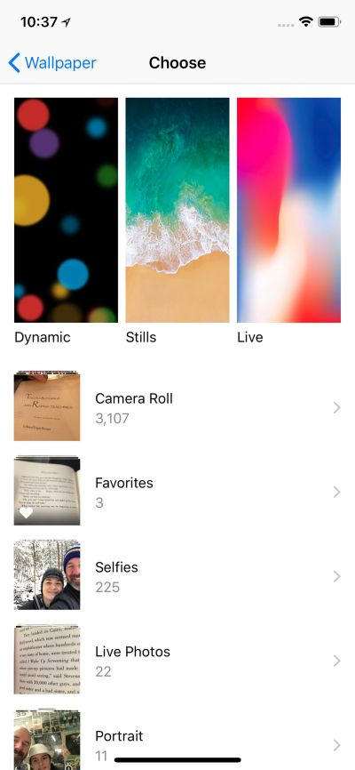 How to Set and Use Live Wallpapers on Your iPhone
