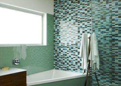 4 Best Bathroom Wall Surface Options
