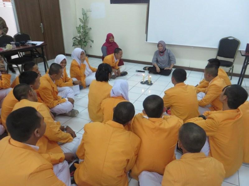 Pembekalan mahasiswa baru 2017/2018,  FTI Jayabaya memberikan materi Motivasi