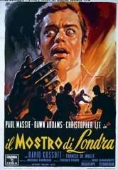 locandina di Il mostro di Londra