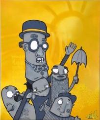 amichaellefond-jaune-toile-46-x-55-cm