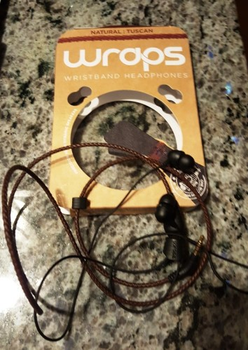 Wearing My Sound - Wraps Headphones