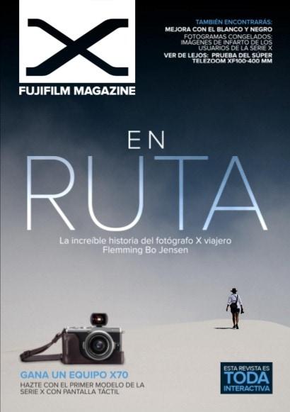 Fujifilm X Magazine 14.