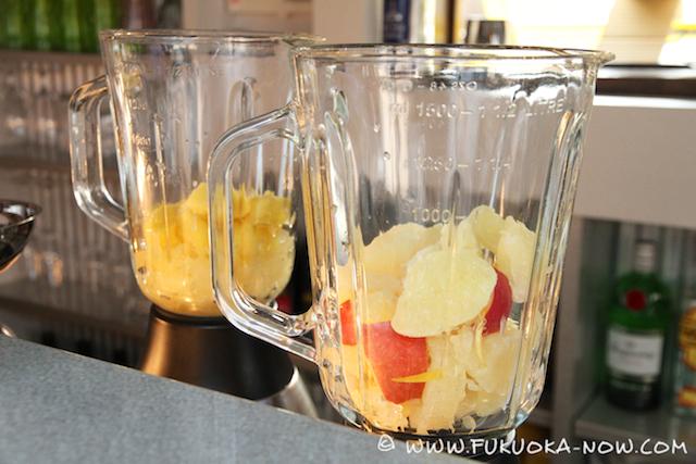 fruit and shake bar daimyo 031