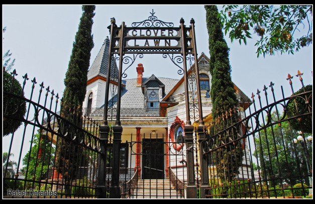 7. Clover Lawn o Jardín de Tréboles. Rafael Dorantes