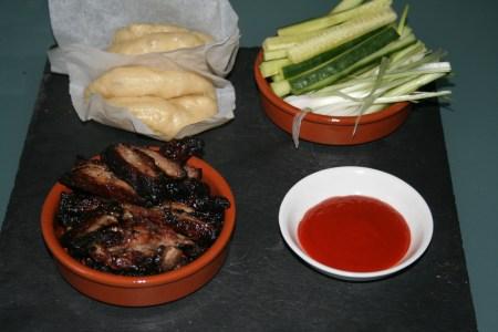 Hirata Buns with Pork Belly