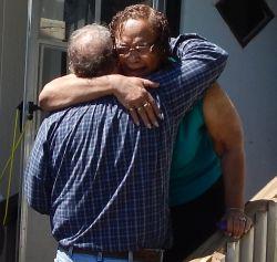 G perry hug