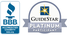 new charity rating logos