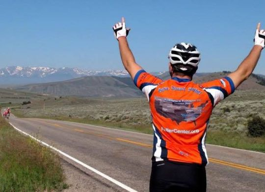 Bicycle Adventure reveals routes for summer of 2017