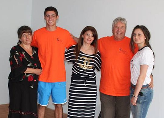 Groton student Sam Girian reflects on 'real world' experience at Legacy Build in Armenia