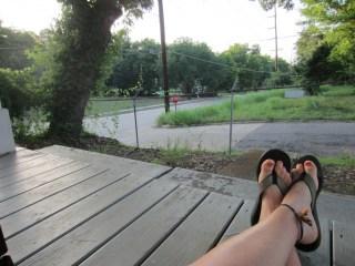 Day 14: Biking to Shreveport