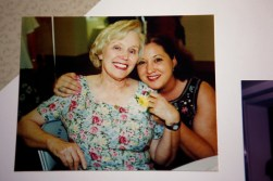 A photograph of Patti Minium Moonis' adoptive mother Eleanor Colegrove Argo, left, and sister Kathryn Colegrove. (courtesy of Patti Minium Moonis)