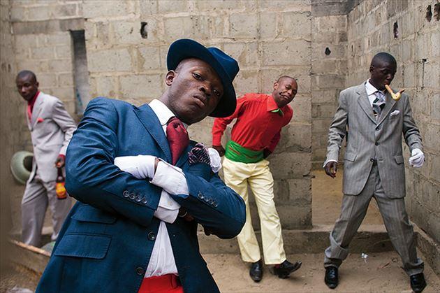 コンゴのオシャレ集団サプールの画像1
