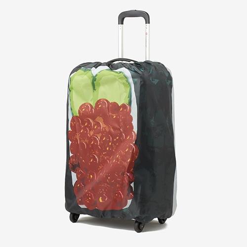 寿司スーツケースカバー2