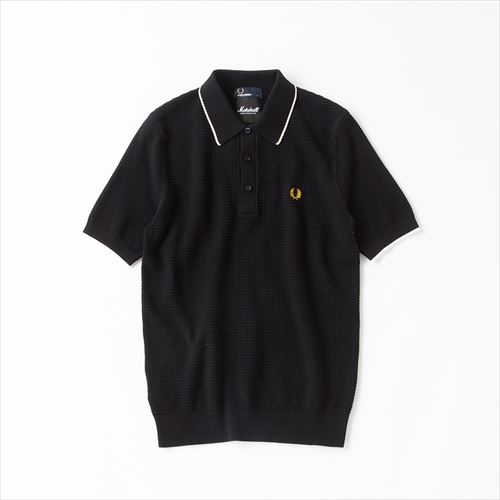 FRED PERRY×Marshallコラボポロシャツ4
