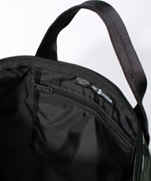 PORTER×LOWERCASE別注コレクション第5弾カモフラヘルメットバッグ画像5