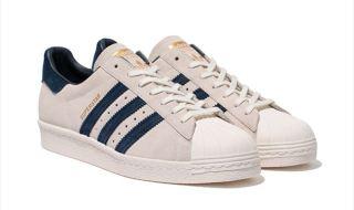 adidas Originals Superstar 80s BY white