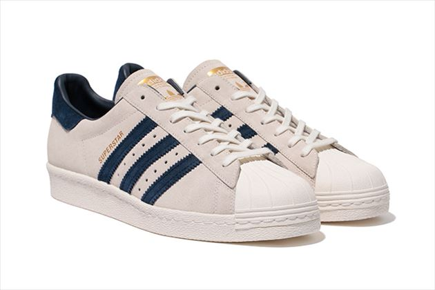 adidas Originals Superstar 80s BY white