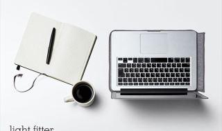 Perrocaliente MacBook用スリーブケースlight fitterの画像1