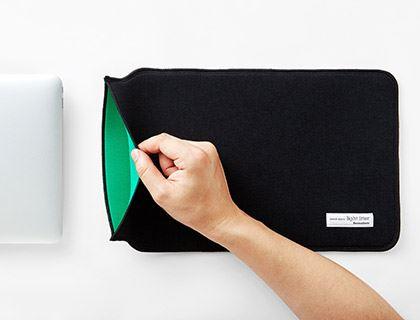 Perrocaliente MacBook用スリーブケースlight fitterの画像4