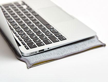 Perrocaliente MacBook用スリーブケースlight fitterの画像6