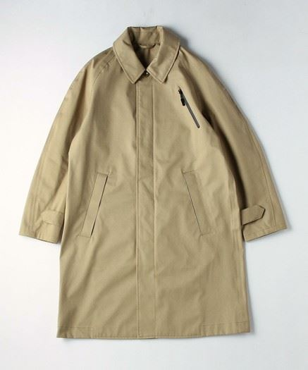 UNITED ARROWS バルカラー コートの画像1