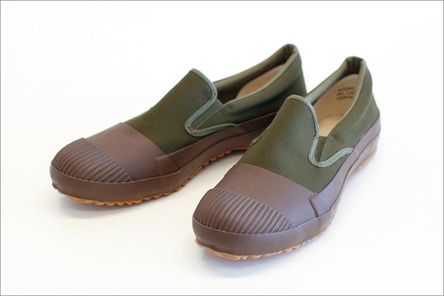 ALWEATHER Camp Sliponカーキ