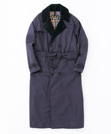 URBAN RESEARCH別注Barbour TRENCH COATの画像5