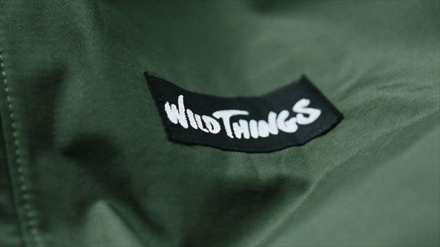 復活したアウトドアブランドWILD THINGS(ワイルドシングス)のロゴ画像