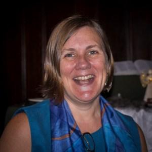 Theologian in Residence Carol Barton