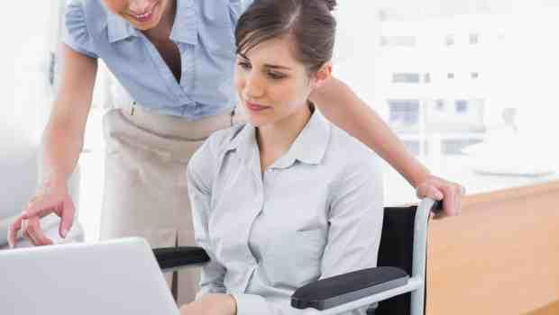 Discapacidad en una entrevista de trabajo