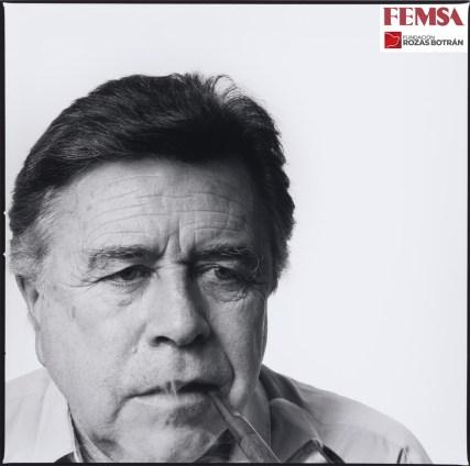 Juan Rodrigo Llaguno, Manuel Felguérez. Colección FEMSA