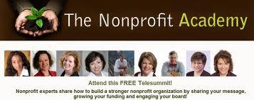 Nonprofit Telesummit - 9 Free fundraising classes