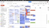 Calendar image for a post on Templates for Social Media Content Calendaring