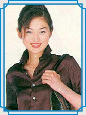 向井田彩子 モデル