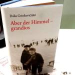 Auf der Buchmesse in Leipzig 2014