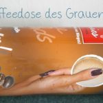 Upcycling Kaffeedose des Grauens